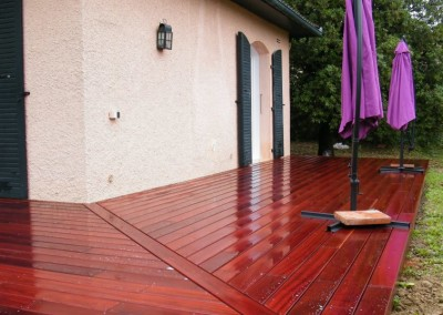 Réfection d'une terrasse à Venerque 31